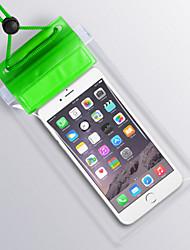 Scatole a secco Impermeabile Cellulari Sub e immersioni PVC Giallo Verde Blu Viola Nero Rosso