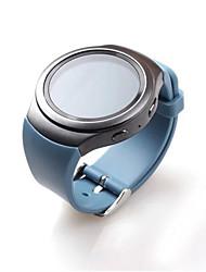 preiswerte -neueste Kieselgel-Sportband Uhrenarmband Frauen und Männer für Samsung-Uhrenarmbands s2 r720
