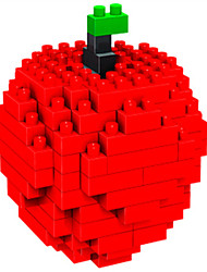 Loz Apple Loz Diamond Blocks Block Toys DIY Toys(100 Pcs)