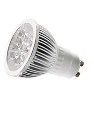 cheap -3.5 E14 GU10 GU5.3(MR16) E26/E27 LED Spotlight MR16 5 High Power LED 300-350 lm Warm White Cold White 3000K/6500K K AC 85-265 V