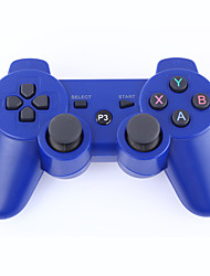 economico -dual-shock controller wireless 3 bluetooth per ps3 (nero)