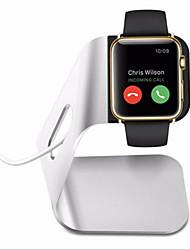 economico -alluminio in lega di ricarica stare iWatch titolare custode per l'orologio di Apple (colori assortiti)