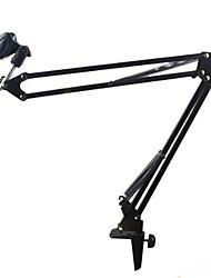 microphone suspension bôme ciseaux support support pour les émissions de studio stents