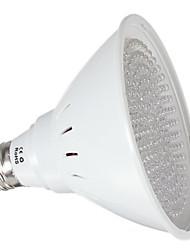 preiswerte -6W E26 168leds 300lm 102red + 54orange + 12blue Licht Pflanze wachsen wachsenden hydroponischen Lampe (220-240)