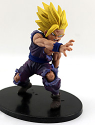 cheap -Dragon Ball Son Gohan PVC 12CM Anime Action Figures Model Toys Doll Toy