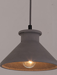 Tradisjonell / Klassisk Vedhæng Lys Til Stue Soveværelse Køkken Spisestue Læseværelse/Kontor Entré Pære ikke Inkluderet