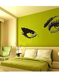 economico -Natura morta / Forma / Persone / 3D Adesivi murali Adesivi aereo da parete,vinyl 150*80cm