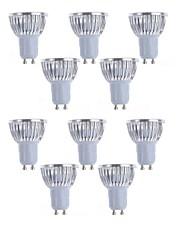 cheap -10pcs 4 W 350 lm E14 / GU10 / E26 / E27 LED Spotlight 4 LED Beads High Power LED Decorative Warm White / Cold White 85-265 V / 10 pcs / RoHS