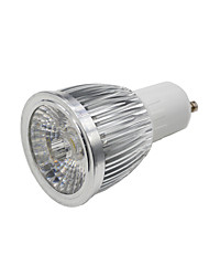 cheap -5W E14 GU10 GU5.3(MR16) GX5.3 B22 E26/E27 LED Spotlight MR16 1PCS COB 250-300 lm Warm White Cold White Warm White/2800-3200K Cool