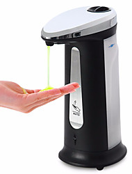 cheap -400ML Innovative Infrared Smart Sensor Touch Free Automatic Liquid Soap&Sanitizer Dispenser for Kitchen Bathroom Home Bath Wash Hands