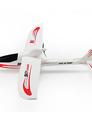 cheap -Wltoys XK A700-B 2.4G Sky King 3CH 750mm With Camera RC Airplane Compatible Futaba RTF