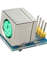 ps2 module d'interface ps2 souris clavier support du module d'appareil ps2