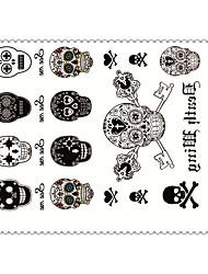 cheap -5 Cartoon Jewelry Series Animal Series Flower Series Totem Series Others Cartoon Series Tattoo Stickers