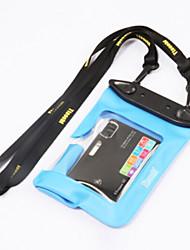 Недорогие -Сухие боксы Водонепроницаемые сумки Чехлы для камер Защита от влаги Подводное плавание и снорклинг PVC Черный