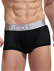 Men's Sexy Underwear   High-quality  Mesh Boxers