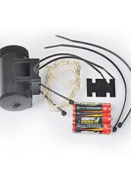 Bike Lights / Wheel Lights LED Cycling Waterproof AA Lumens Battery Cycling/Bike-FJQXZ®