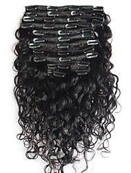 Estensioni dei capelli umani Capelli 120 8 10 12 14 16 18 20 22 24 26 28 30 Extension per capelli