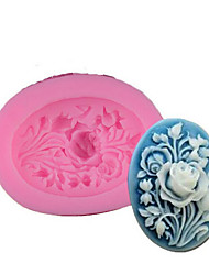 cheap -Mold Flower For Cake Silicon Rubber