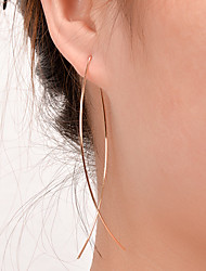 cheap -Women's Stud Earrings Simple Style European Fashion Costume Jewelry Copper Jewelry Jewelry For Party Daily Casual