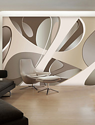 Modern Non-woven Large Mural Wallpaper Abstract Graphics Art Wall Decor Background Wall Paper