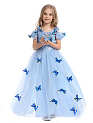 Princess Fairytale Cosplay Costumes Party Costume Kid Halloween Christmas Carnival Children's Day New Year Festival/Holiday Halloween