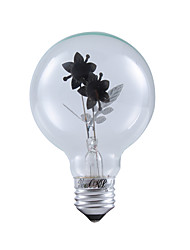 E26/E27 LED Globe Bulbs B / COB 220lm Warm White 3000K Decorative AC 220-240V
