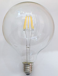 cheap -7W E26/E27 LED Filament Bulbs G125 8 COB 700 lm Warm White 2700 K Waterproof Decorative AC 220-240 V