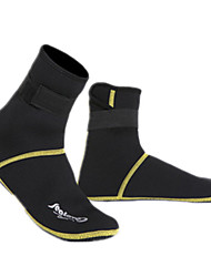 Недорогие -Обувь для плавания Неопрен для Взрослые - Противозаносный Дайвинг Серфинг Для погружения с трубкой