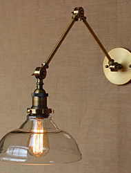 Bronze Modern Glass Decorative Wall Lamp IKEA Wall