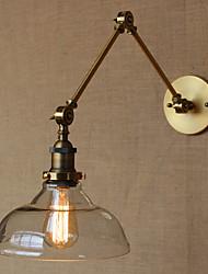 Applique murale Lumière d'ambiance 40W 110-120V 220-240V E26/E27 Moderne/Contemporain Bronze