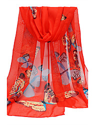 cheap -New Fashion Women Chiffon Scarf,Vintage /Sexy /Cute / Party / Casual 6 Colors