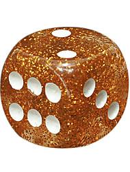 Недорогие -маточное ул. 16 мм золото процентные кости лук закругленная смолы цвет мальчик КТВ Пруток обычно используют полимерный материал 20 зерен