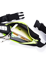 cheap -Clothin <20LLCell Phone Bag Belt Pouch/Belt Bag Waist Bag/Waistpack for Camping / Hiking Fishing Climbing Riding Leisure Sports Cycling /