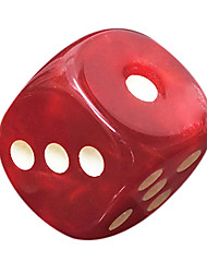 cheap -Royal St Creative Selling Large Bars Nightclubs 16 Mm Pearl Drinking Game Astrological Dice Resin 100 Grains/Package