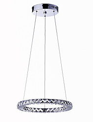 """cheap -Mini Crystal Pendant Light Chandeliers Lighting Ceiling Lamps Fixtures with D11.81"""" CE FCC ROHS"""
