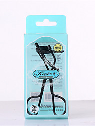 Keqi ® 3 Dimensions Stainless Steel All Black High Quality Eyelash Curler
