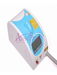 Professional Q Switch Nd YAG Laser Tattoo Eyebrow Scar Acne Lipline Freckle Birthmark Removal Machine