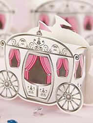 12 Pezzo/Set Porta-bomboniera-Creativo Carta Bomboniere scatole Bomboniere borse Confezioni regalo Confezioni per biscottiNon
