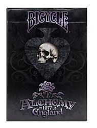 Недорогие -Мага специальные подпорки алхимия велосипед покер карты настольная игра карты поколения алхимия 1 (а)