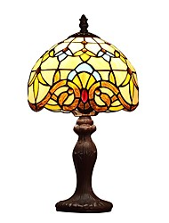 cheap -Eye Protection Pastoral style Mini Tiffany lamp