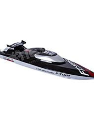 Недорогие -FeiLun FL FT012 1:10 RC лодка Бесколлекторный электромотор 2ch