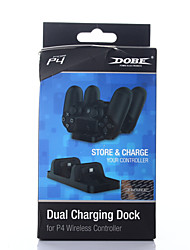 cheap -Dual Micro USB Charging Station for PS4 Controller
