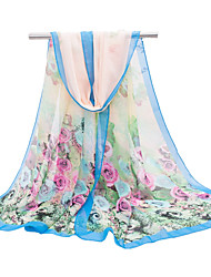 cheap -New Fashion Women Chiffon Scarf,Vintage /Sexy /Cute / Party / Casual 5 Colors