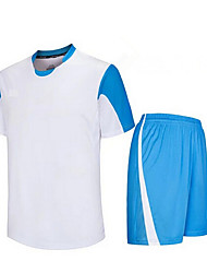 cheap -Kid's Soccer Shirt+Shorts Clothing Sets/Suits Breathable Quick Dry Spring Summer Fall/Autumn Winter Classic TeryleneExercise & Fitness