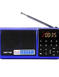 scheda radio Full-band n-520 di caricare il lettore portatile anziani Radio