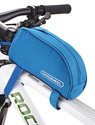 cheap -ROSWHEEL Bike Bag 1L Bike Frame Bag Moistureproof/Moisture Permeability Waterproof Zipper Wearable Shockproof Bicycle Bag PVC 600D