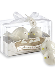 cheap -Love Birds Salt and Pepper Shakers Kitchen Wedding Favors Wedding Favors