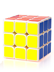 cheap -Rubik's Cube YONG JUN 3*3*3 Smooth Speed Cube Magic Cube Puzzle Cube Professional Level Speed Competition Square New Year Children's Day