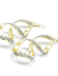 preiswerte -Damen Tropfen-Ohrringe Modeschmuck Schmuck mit Aussage Fest/Feiertage Aleación Schmuck Schmuck Für Hochzeit Party Alltag Normal
