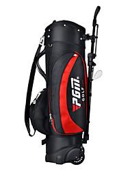 PGM Masculino Bolsa para Golfe com Suporte Anti-Roupa Prova-de-Água Anti-desgaste Com Rodas